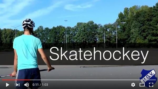 Demo film HGV Skatehockey